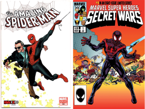 Comic Convention Variants