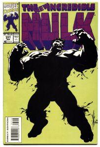 Incredible Hulk #377 -- Modern Classic Cover
