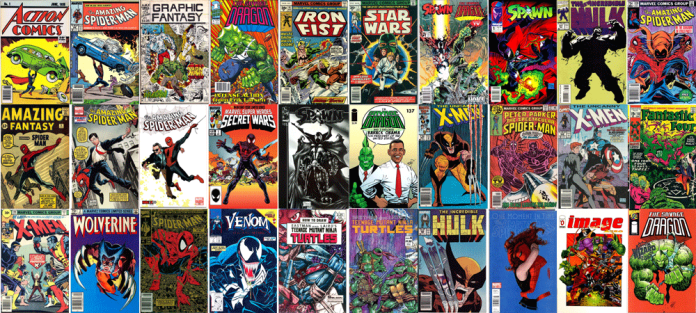 Rare Comics To Look For