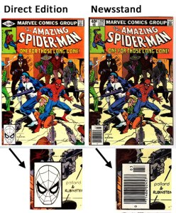 Spider-Man Rectangle Origin