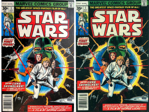 Star Wars #1 35 Cent Price Variant