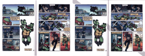 TMNT #1 Color Special (2009) - Error Edition