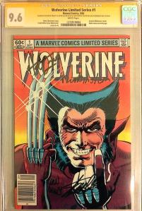 Wolverine #1 CGC SS Copy