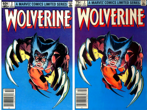 Wolverine #2 75 Cent Price Variant (Canadian Newsstand Edition)
