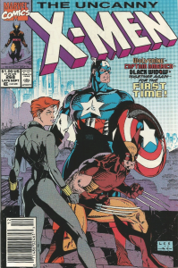 X-Men #268: Modern Classic Cover