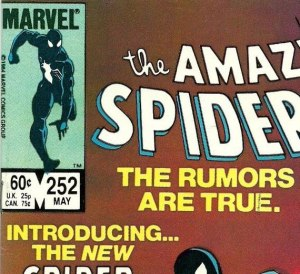 Direct edition copy of ASM #252.