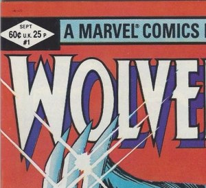 Published 9/1982, issue #1 of Wolverine Limited Series came out a month before the price variants started.