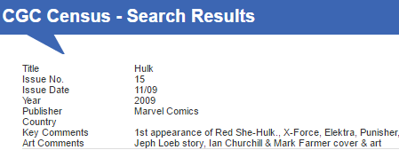 Hulk (2008) #15, 1st appearance of Red She-Hulk.