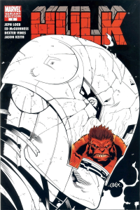 This retailer incentive variant was restricted to 3000 copies... I'll show later how that compares to $3.99 Newsstand Edition.