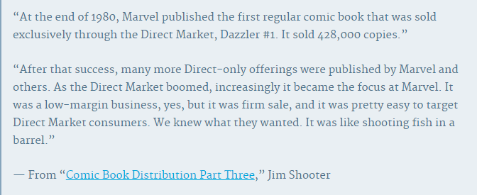 1st Direct Market Exclusive: Dazzler #1