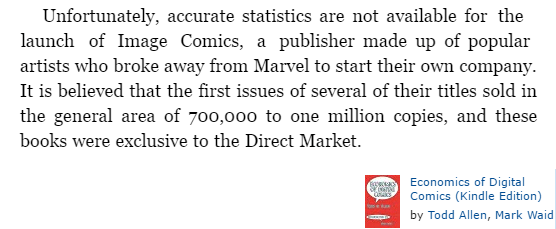 Image Comics Direct Market