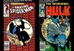 Amazing Spider-Man #300; cover swipe: Incredible Hulk #344.