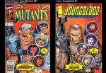 New Mutants #87; cover swipe: Youngblood #5.