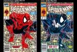 Spider-Man #1; cover swipe: Spider-Man #13.