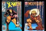 Uncanny X-Men #207; cover-swipe: Wolverine #310.