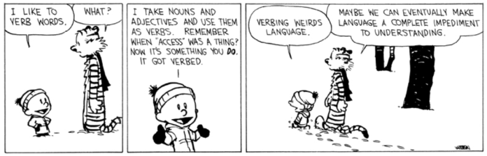 verbing-weirds-language