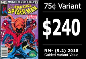 #1: Amazing Spider-Man #238