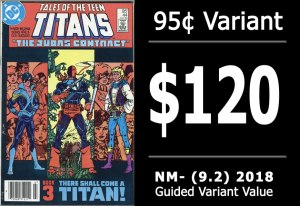 #11: Tales of the Teen Titans #44