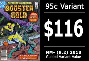 #12: Booster Gold #1