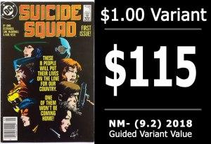 #13: Suicide Squad #1