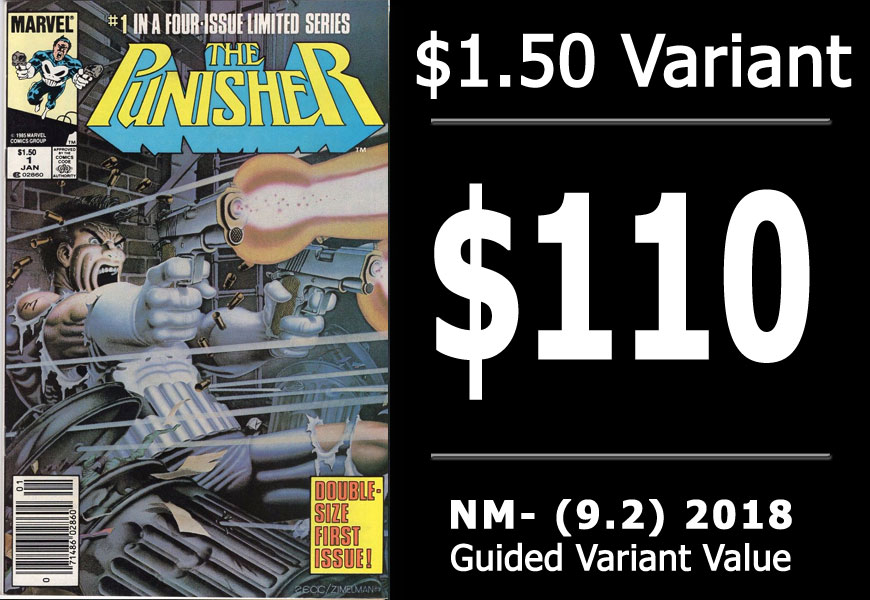 #15: Punisher Limited Series #1