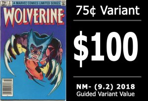 #16: Wolverine Limited Series #2