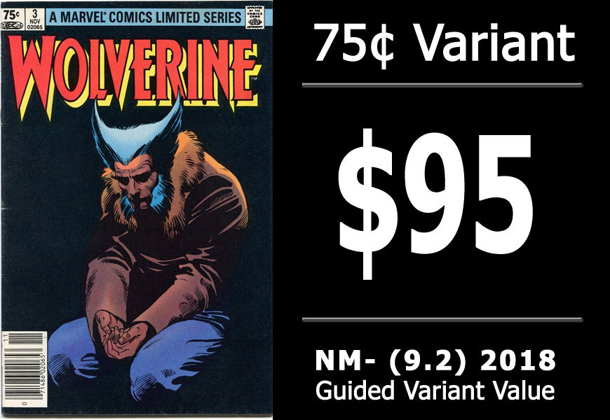 #18: Wolverine Limited Series #3