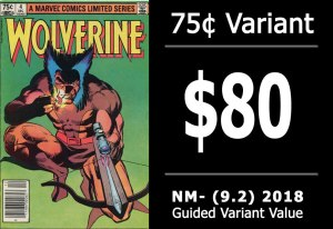 #24: Wolverine Limited Series #4
