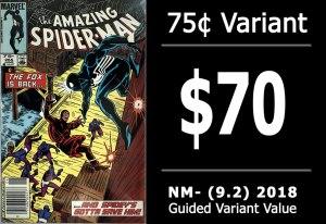 #28: Amazing Spider-Man #265