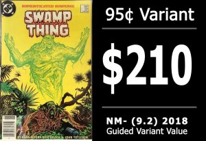 #3: Saga of the Swamp Thing #37