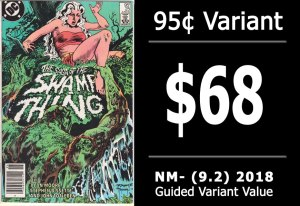 #32: Saga of the Swamp Thing #25
