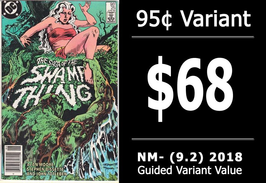 #32: Saga of the Swamp Thing #25