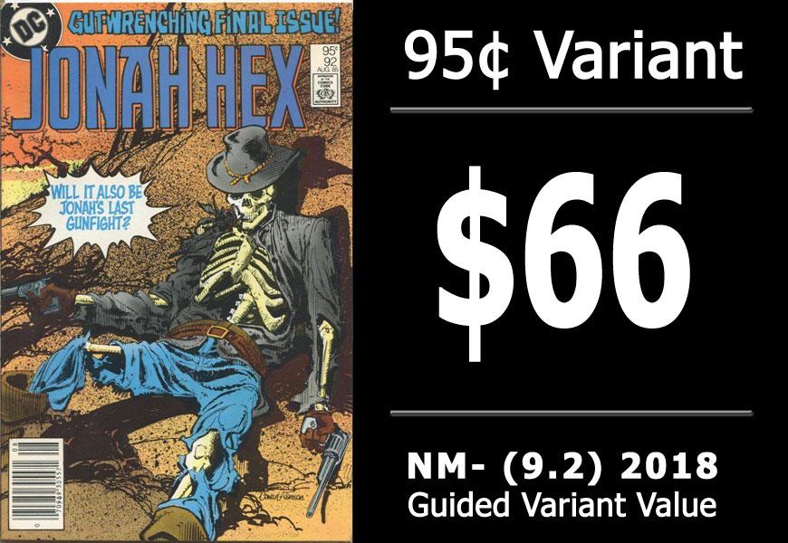 #33 Jonah Hex #92