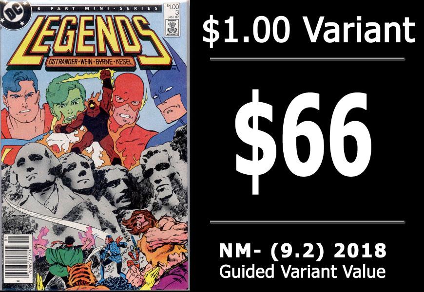 #34: Legends #3