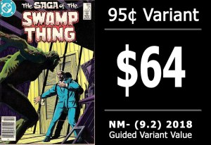 #38: Saga of the Swamp Thing #21