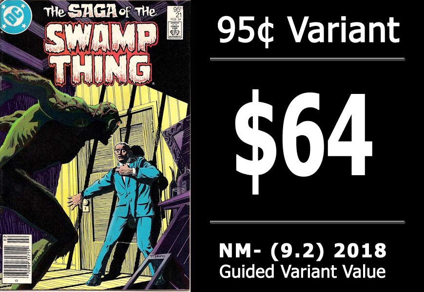 #38: Saga of the Swamp Thing #21