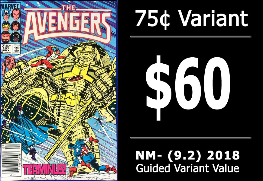 1983, Marvel Comics Fantastic Four #257 ~ NEAR MINT NM ~