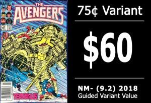 #41: Avengers #257