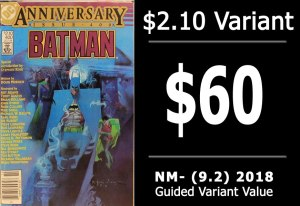 #42: Batman #400