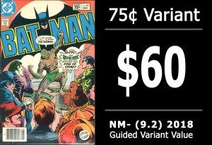 #45: Batman #359