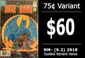#46: Batman #358
