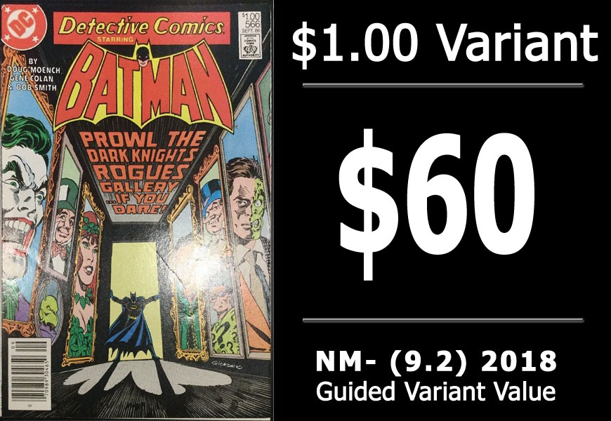 #47: Detective Comics #566