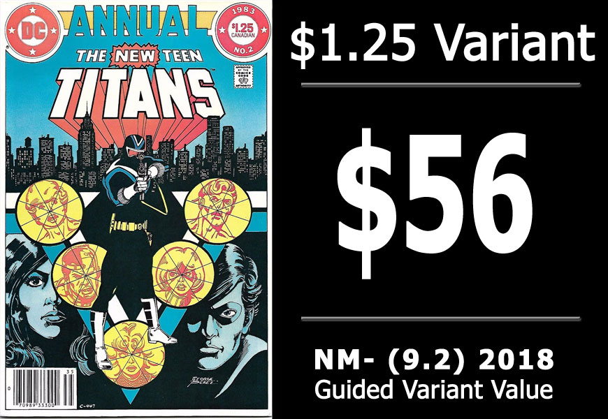 #48: New Teen Titans Annual #2