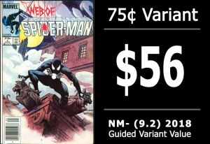 #49: Web of Spider-Man #1