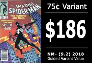 #5: Amazing Spider-Man #252
