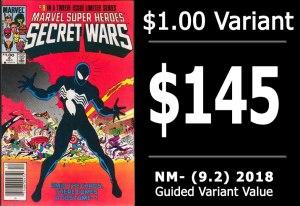 #7: Marvel Super Heroes Secret Wars #8