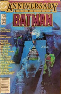 Batman #400, Type 1A $1.00 Cover Price Variant