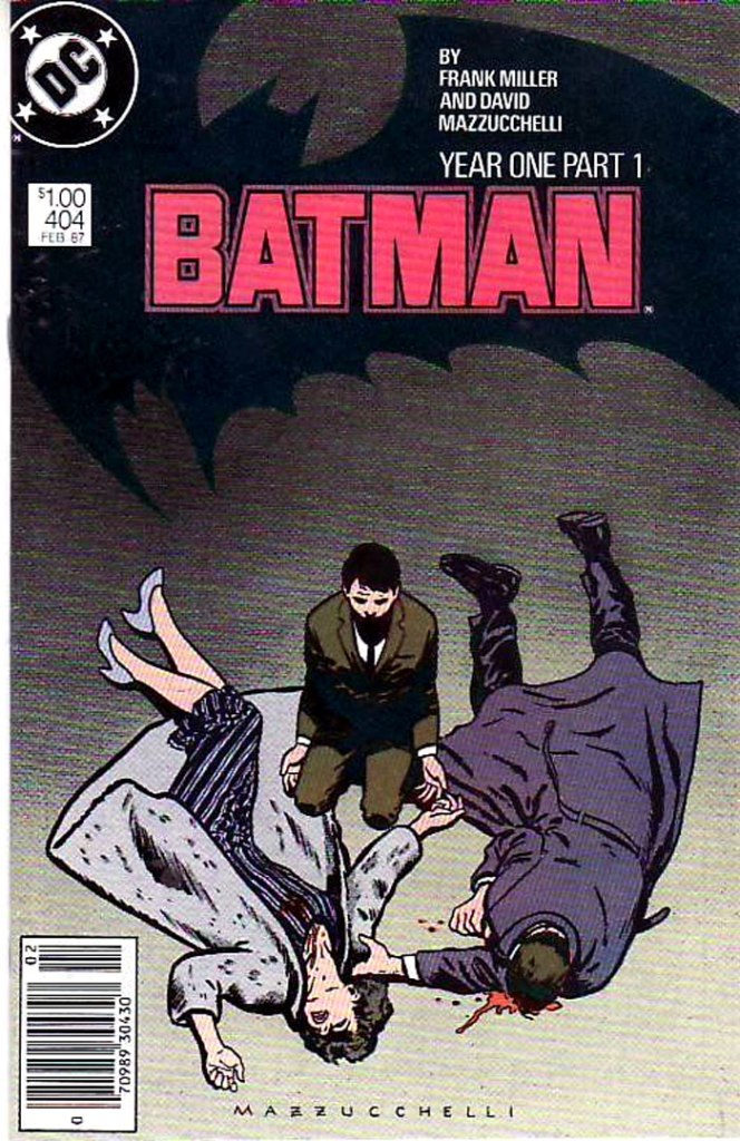 Batman #404, Type 1A $1.00 Cover Price Variant