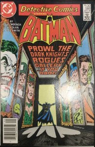 Detective Comics #566, Type 1A $1.00 Cover Price Variant
