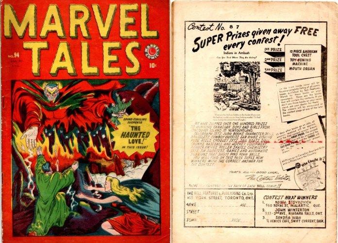 marvel-tales-canadian-editi